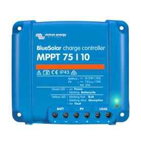 Contrôleur de charge solaire BlueSolar MPPT 75/10