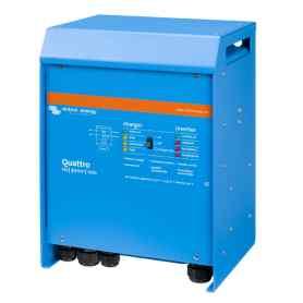 Convertisseur/Chargeur Quattro 12V vers 230V/50Hz 12/3000/120-50/50