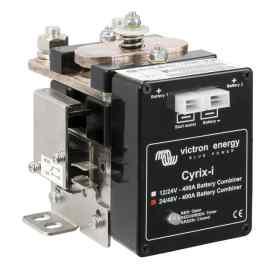 Coupleur de batteries Cyrix-i 24/48V-400A intelligent combiner