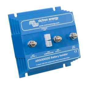 Répartiteur de charge batterie à diode Argo 80-2SC 2 batteries 80A
