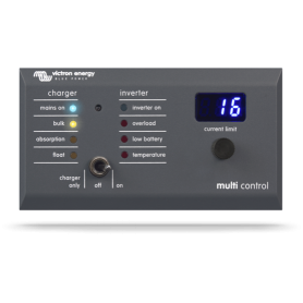 Moniteur Digital Multi Control 200/200A GX (90º RJ45)