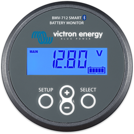 Contrôleur de batterie BMV-712 Smart (9 - 90 VDC)