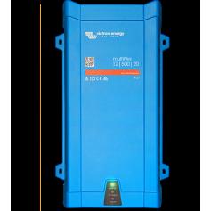 Convertisseur/Chargeur Multi 12V vers 230V/50Hz 12/500/20-16