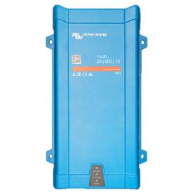 Convertisseur/Chargeur Multi 24V vers 230V/50Hz 24/500/10-16