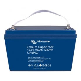 Batteries Lithium SuperPack 12.8v