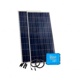 Kits panneaux solaires monocristallins
