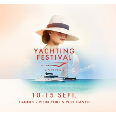 2 places Yachting Festival Cannes