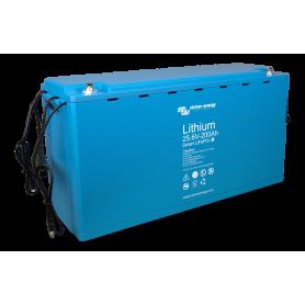 Batterie au lithium LiFePO4 25.6V