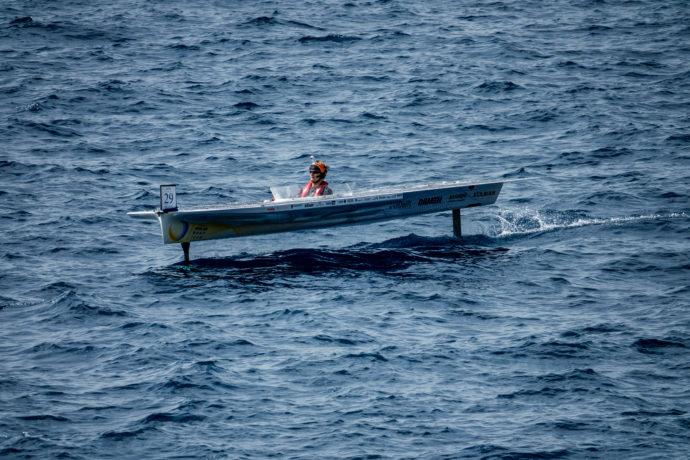 TU boat sur l'eau
