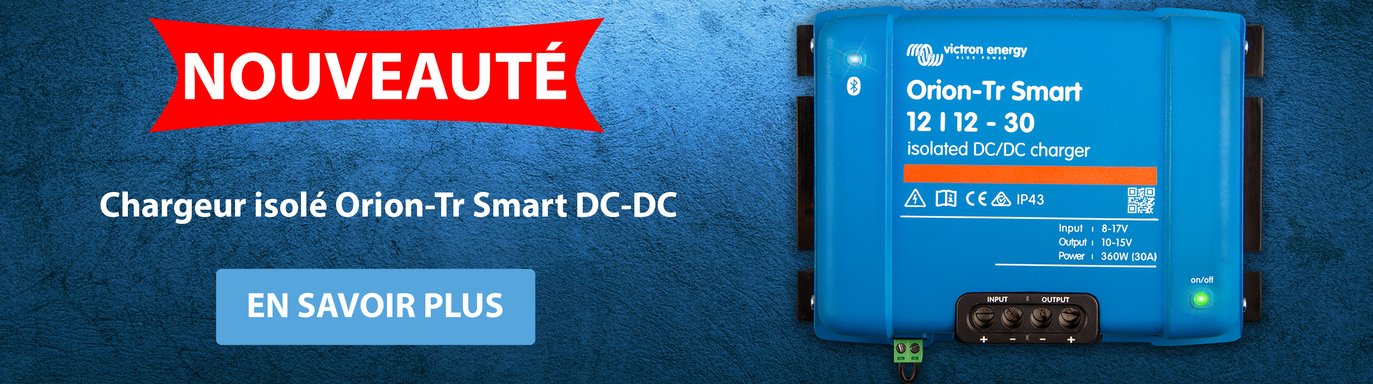 Chargeur Orion Tr Smart DC-DC